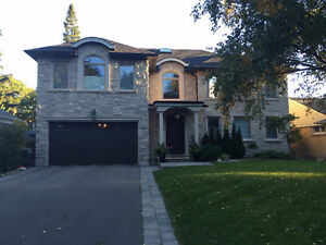 Executive Home for Lease in Toronto