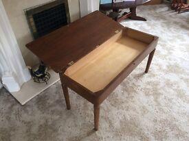 1950s Teak Chest/Coffee Table