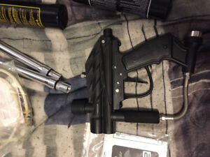 Paintball set for 2