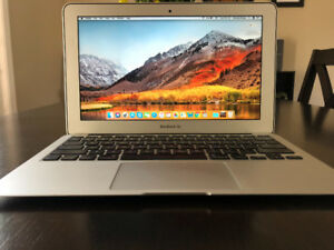 11 inch Macbook Air in excellent condition!