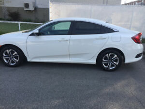 Lease Transfer Honda Civic 2017 only 27000 Kms, $313.80/Month