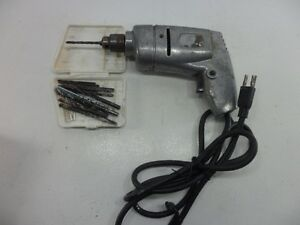 Drill and Bits