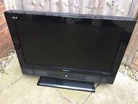 "Hanspree 32"" LCD flatscreen TV * faulty *"