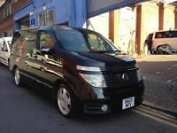 2003 03 Nissan Elgrand 3.5 V6 Homy Highway Star Sunroof Electric Curtains 4WD