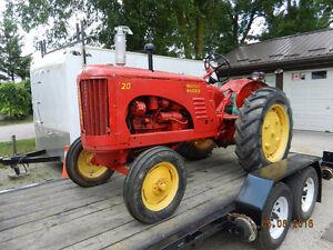 1947 Massey Harris 20 Tractor
