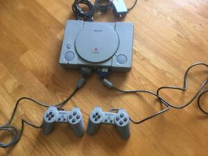 Sony PS1 & Sony PS2