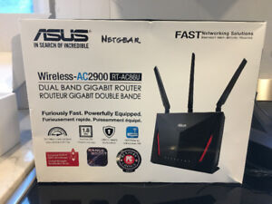 Brand New ASUS WiFi Router