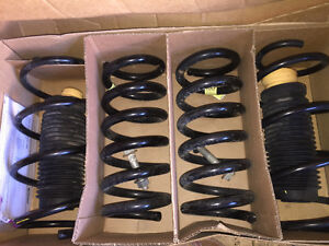 Stock 2015 Ford mustang GT stock springs