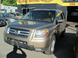 2006 Honda Pilot SUV, Crossover 104000 ,Safety and e test