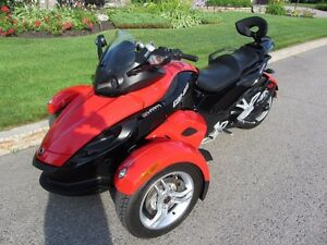 Can-am Spyder RS-SM5 2009