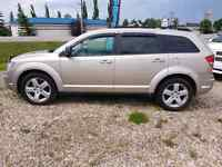 **CLEAN INSPECTION*7 PASSENGER**AWD **2009 Dodge Journey AWD**