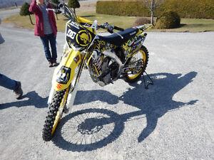 RMZ 450 2008