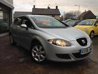 2009 (58) Seat Leon 2.0TDI DSG Stylance **40,000 miles** (Finance Available)