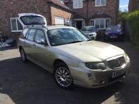 04 Rover 75 Tourer 2.0 CDTi Connoisseur SE EST RARE 93K Low Miler £595 NO OFFER