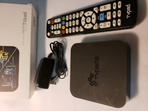 TV Pad2 - like new in box