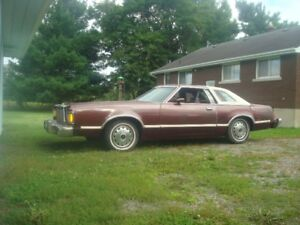 1979 Cougar XR7