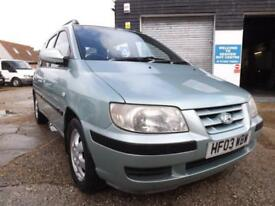 Hyundai Matrix 1.8 CDX 70000 MILES DRIVE AWAY TODAY!