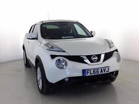 2015 NISSAN JUKE 1.6 Acenta 5dr Xtronic SUV 5 Seats