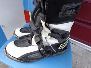Motocross boots in 12   recycledgear.ca Kawartha Lakes Peterborough Area image 3