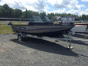 NO PAYMENTS TILL SPRING ON ALL LOWE ALUMINUM BOAT PACKAGES