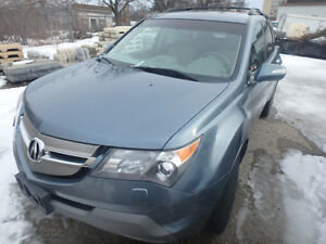 2007 Acura MDX Technology Pkg SUV_ONE OWNER_NO ACCIDENTS