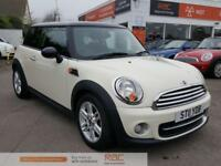 MINI HATCH COOPER D 2011 Diesel Manual in White