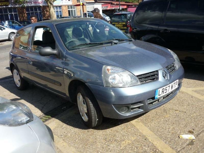 renault clio campus 8v 3dr petrol manual 2007 57 in west london london gumtree. Black Bedroom Furniture Sets. Home Design Ideas