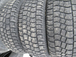P245/70R17 SEVERE SNOW RATED COOPER TIRES AVALANCHE
