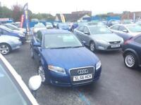 Audi A4 2.0TDI 140se ****3 MONTHS PARTS AND LABOUR WARRANTY **FINANCE AVAILABLE