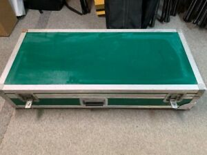 Pedal Steel Road Case With Wheels