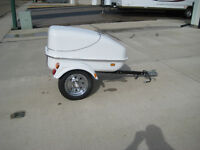 Motorcycle cargo trailer- for sale