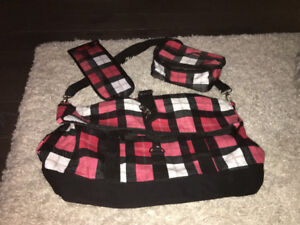 Thirty-One Travel Bag and Matching Accessories