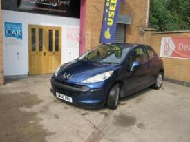 2006 Peugeot 207 1.4 S Manual Hatchback in Bue Ideal First Car