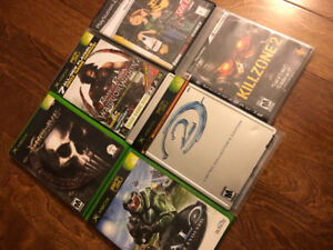 Xbox / PS Games