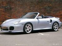 2004 Porsche 911 996 Turbo Cabriolet Tiptonic S - Factory X50 Upgrade - Big Spec