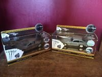 3x James Bond Diecast Models (Cars, Gyrocopter, Great Condition, Corgi)