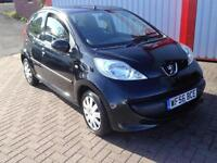 Peugeot 107 1.0 12v 2005 Urban ONLY £20 A YEAR ROAD TAX