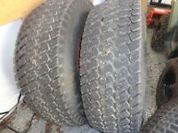 Tractor Turf Tires