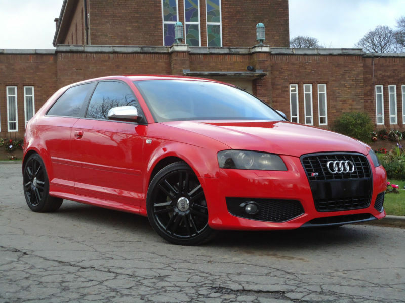 audi s3 2 0t fsi 2007 quattro in misano red optic pack px swap swop rs3 rs4 in accrington. Black Bedroom Furniture Sets. Home Design Ideas