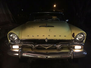 1955-56 Plymouth parts wanted