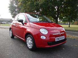 Fiat 500 1.2 POP, 59k FSH, £30 Road Tax
