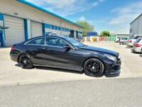2014 Mercedes-Benz E Class 2.1 E220 CDI AMG Sport 7G-Tronic Plus 2dr Coupe Diese
