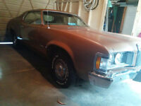 1973 Cougar w/ 351C Restoration Project or Parts Car