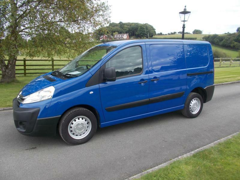 CITROEN DISPATCH 1.6HDi ( 90 ) L1H1 VAN 13 REG ONLY 20,800 MILES