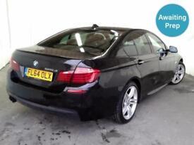 2014 BMW 5 SERIES 525d M Sport 4dr