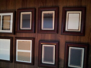 (14) matching picture frames Cambridge Kitchener Area image 2
