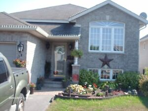ROOM avail now or aug 1st , family home