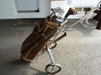 Équipement complet  de golf