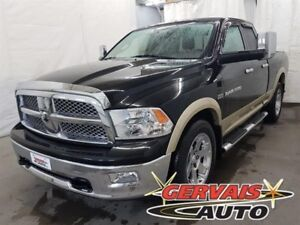 Ram 1500 Laramie 4X4 Navigation Cuir Toit Ouvrant MAGS 2011