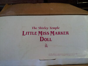 The Shirley Temple Little Miss Marker Doll